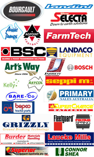 Supplier Logo's